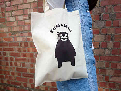 KUMAMON cotton bag