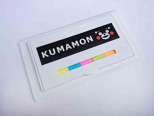 KUMAMON memo labels 1