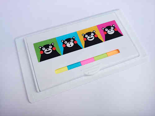 KUMAMON memo labels 2