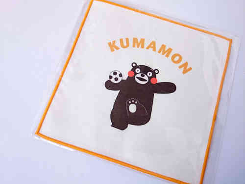KUMAMON handkerchief - Football