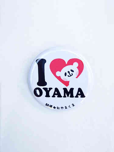 OYAMAKUMA badge 2