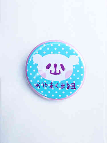 OYAMAKUMA badge 7